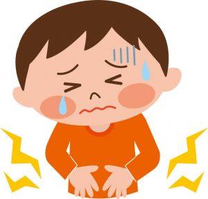 ノロウイルス 感染 幼児の症状